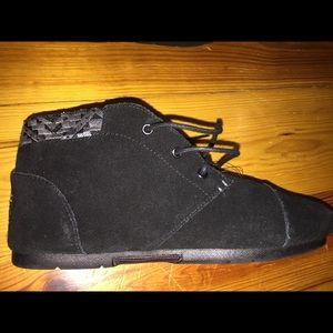 Suede BOBS by Skechers, Ankle Boots, NEW